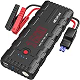 Best Portable Car Battery Chargers - NEXPOW Car Battery Starter, 1500A Peak 21800mAh 12V Review