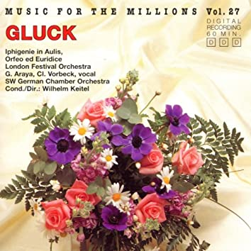 Music For The Millions Vol. 27 - Chr. W. Gluck