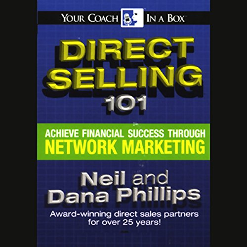 Direct Selling 101 audiobook cover art
