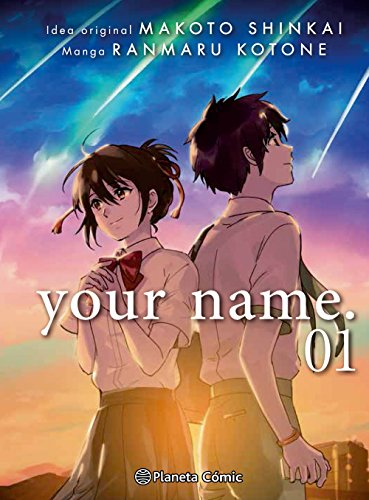 your name. nº 01/03: 7 (Manga: Biblioteca Makoto Shinkai)