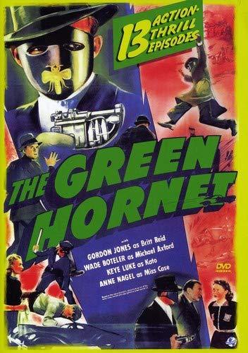 The Green Hornet (2dvd) [UK Import]