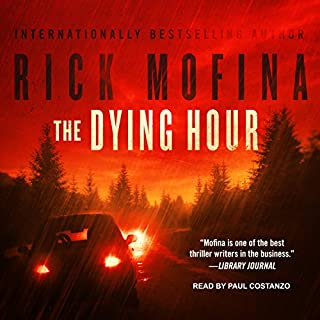 The Dying Hour audiobook cover art