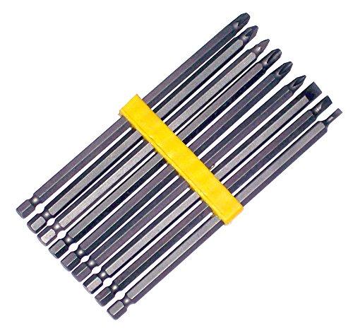Prima herramientas lps8s Top Grade Suede Piel /único bolsa de herramientas para u/ñas con 8/bolsillos color amarillo