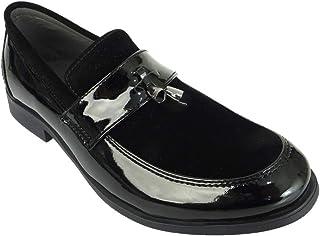 Hommes Orthopédique Diabétique marine mocassin Mocassins Décontractées Drive Chaussures Bateau Décontractées Taille