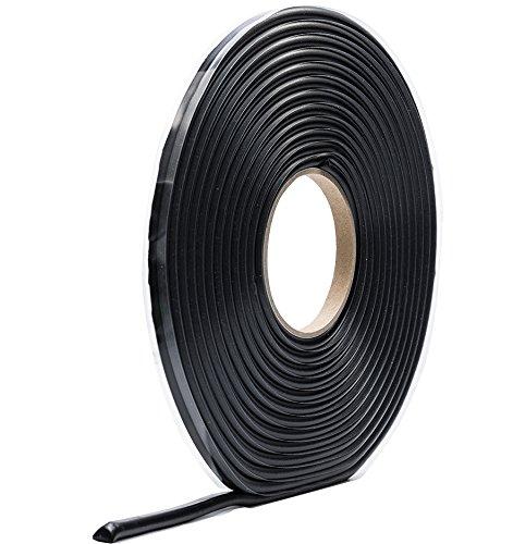 Butyl - Rundschnur Ø 6mm 7m Rolle schwarz