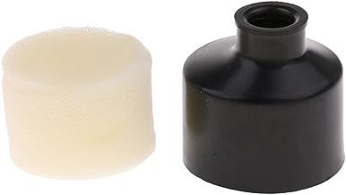 partCore Filtro Aria 1:8 3.5-6.0 CCM Nero con Adattatore Silicone