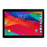 PADGENE Tablette Tactile 10,1' Android, Quad Core, 1Go RAM + 16 Go ROM, WiFi