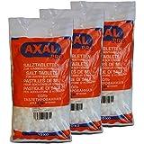Axal Pro 30kg Salztabletten Regeneriersalz 3x10kg Tabletten-Form Wasserenthärtungsanlagen Pools