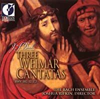 Three Weimar Cantatas (2001-06-05)