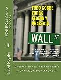 TODO SOBRE FOREX: Teoría y Práctica: El manual mas completo del mercado para operar en FOREX y conseguir ¡¡ RENTABILIDAD MES A MES!! (Forex al alcance de todos nº 4)