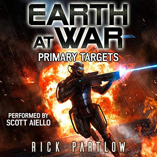 Primary Targets Audiobook By Rick Partlow cover art
