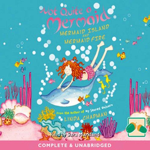 Mermaid Island & Mermaid Fire cover art