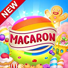 Clear the levels and click on the gift box ~! Full of various rewards ~! Yay~! An achievement system of Macaron Pop! Have fun and unlock achievements to receive various rewards ~ !!! Various modes that you can experience