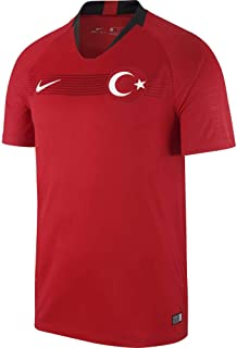 Nike Turkey 2018 Home Soccer Jersey