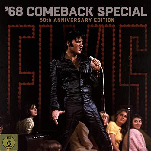 Elvis: '68 Comeback Special: 50th Anniversary Edition [5 CD + 2 BR]