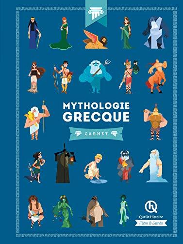 Mythologie grecque - Carnet