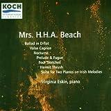 Beach: Klavierwerke