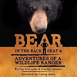 Bear in the Back Seat audiobook cover art