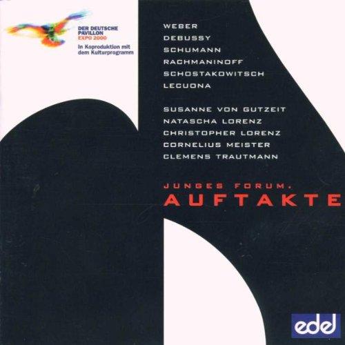 Junges Forum: Auftakte (Der deutsche Pavillon Expo 2000)
