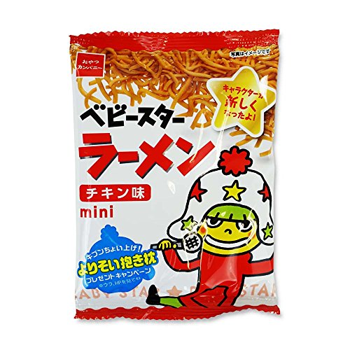 おやつカンパニー ベビースターラーメン ミニ チキン (30個入) 駄菓子 スナック 箱買い まとめ買い