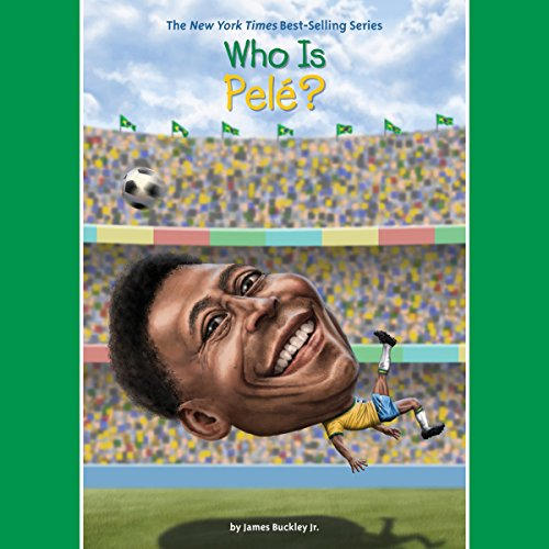 Who Is Pele? audiobook cover art
