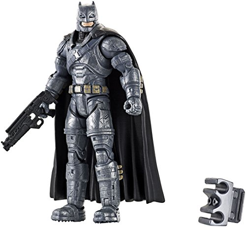 Batman v Superman Dawn of Justice Multiverse Batman Armor Action Figure
