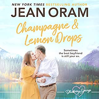 Champagne and Lemon Drops: Blueberry Springs audiobook cover art