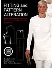 Fitting and Pattern Alteration (3rd Edition) (Book + Studio Bundle): A Multi-Method Approach to the Art of Style Selection, Fitting, and Alteration - Bundle Book + Studio Access Card