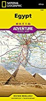 National Geographic Adventure Map Egypt