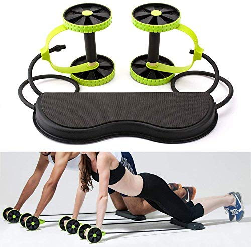 First Choice Revoflex Xtreme Home Gym Abdominal Exercise Equipment and Sweat Slim Belt Workout...