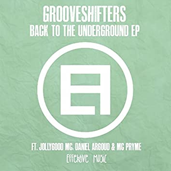 Back To The Underground EP