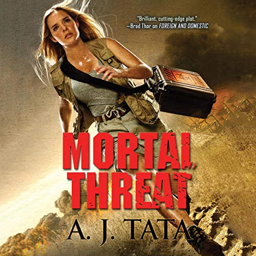 Mortal Threat cover art