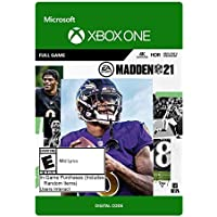 Madden NFL 21 for Xbox Series X / S / One by Electronic Arts [Digital Download]