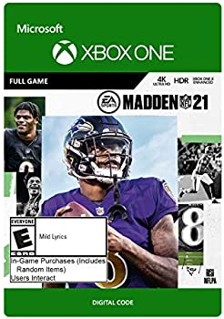 Madden NFL 21 for Xbox Series X / S / One [Digital Code]