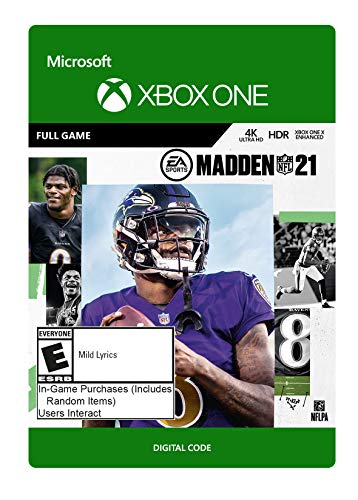 Madden NFL 21: Standard Edition - Xbox One [Digital Code]