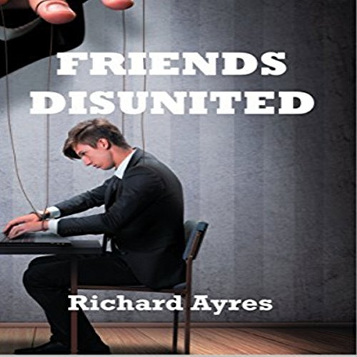 Friends Disunited cover art
