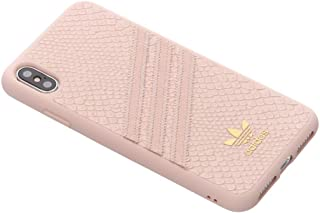 adidas Originals Moulded Case Compatible with iPhone XS Max - Pink