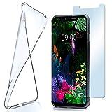 moex Aero Case mit Panzerglas für LG G8s ThinQ - Hülle