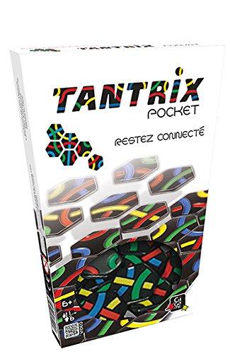 GIGAMIC jtxp – Juego Tantrix Pocket: Amazon.es: Juguetes y juegos