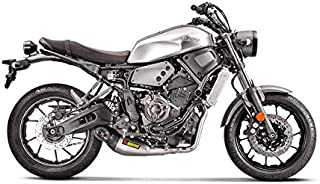 ESCAPE AKRAPOVIC XSR 700 16-18