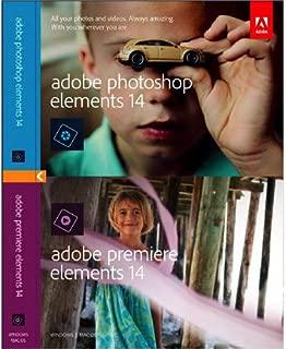 Adobe フォトショップ Photoshop Elements 14 and Premiere Elements 14 Windows/Macintosh版 通常版 [並行輸入品]