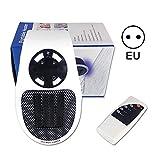 Mini Calentador Portátil Heater, Estufa Eléctrica 500W con...