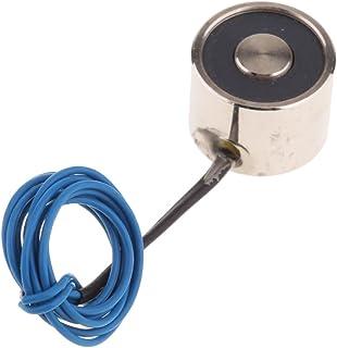 Gazechimp Elektromagneet, solenoid, type sucker – DC12 V 25 N