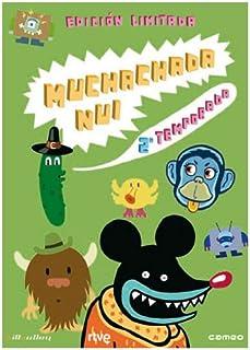Muchachada Nui 2ª Temporada DVD