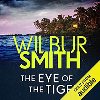 The Eye of the Tiger cover art