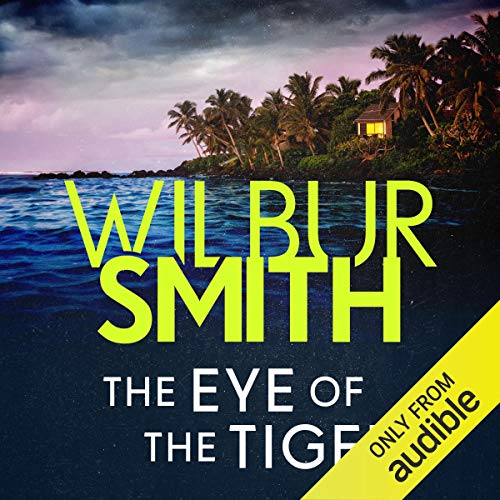 The Eye of the Tiger audiobook cover art