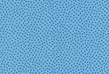 Westfalenstoffe * Junge Linie * blau mit Punkten * ca. 150