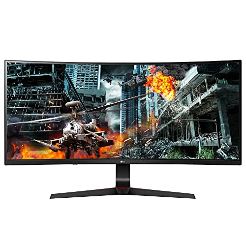 LG 34GL750-B, Monitor 34' Gaming UltraGear, UltraWide 21:9, 144Hz ,1ms, IPS, Adaptative Sync, G Sync, AMD Free Sync.