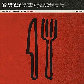 Dine Alone Digital 45, Vol. 1 (Live @ XM's Six Shooter House)