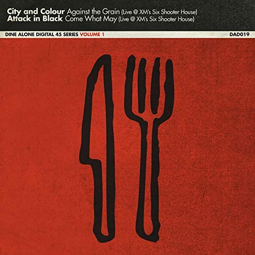 City and Colour & Attack In Black